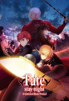 Fate stay night: Unlimited Blade Works thumbnail
