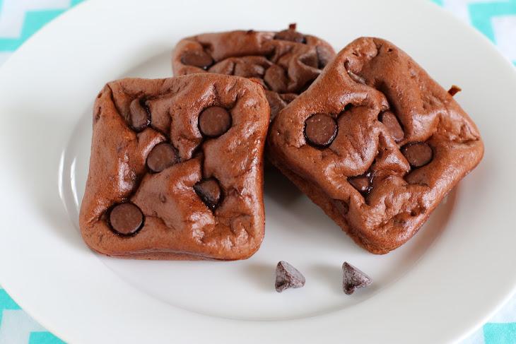 Dark Chocolate Protein Brownies Recipe