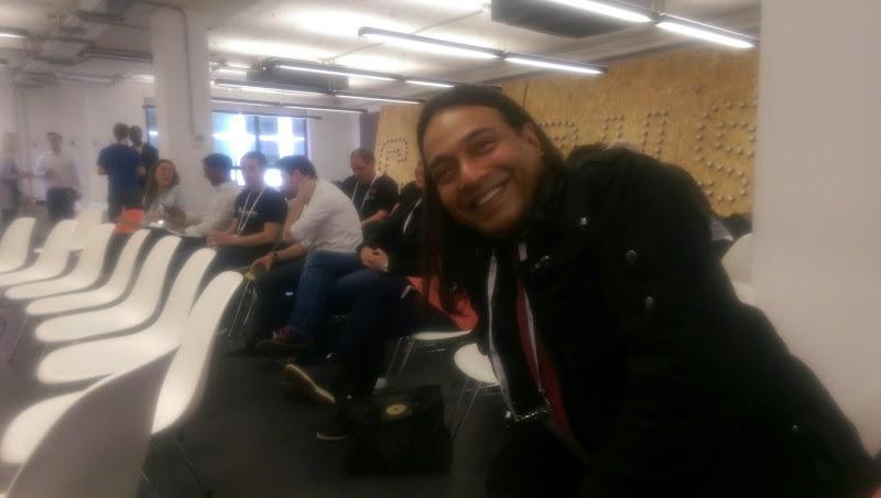 Google launchpad 2015 Ranjit one million steps