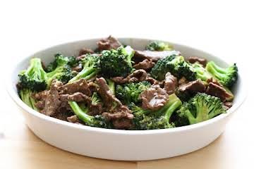 Better Than Take-Out Beef and Broccoli Stir Fry