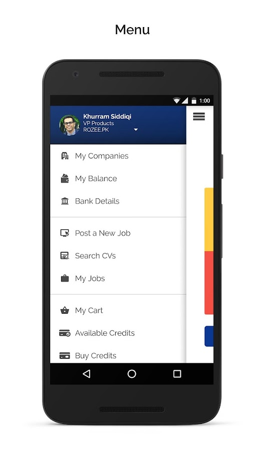 ROZEE.PK - Employer App- screenshot