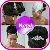 wedding hairstyle - hairstyle app