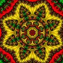 hypnotic mandala wallpaper icon