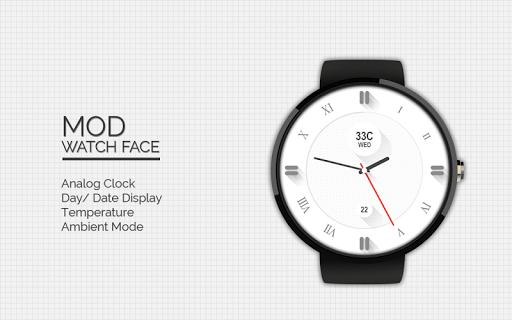 Mod Pro Watch Face