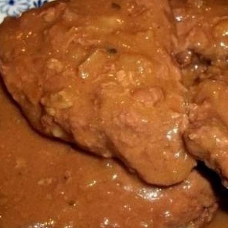Melt in Your Mouth / Crock Pot Cube Steak Recipe