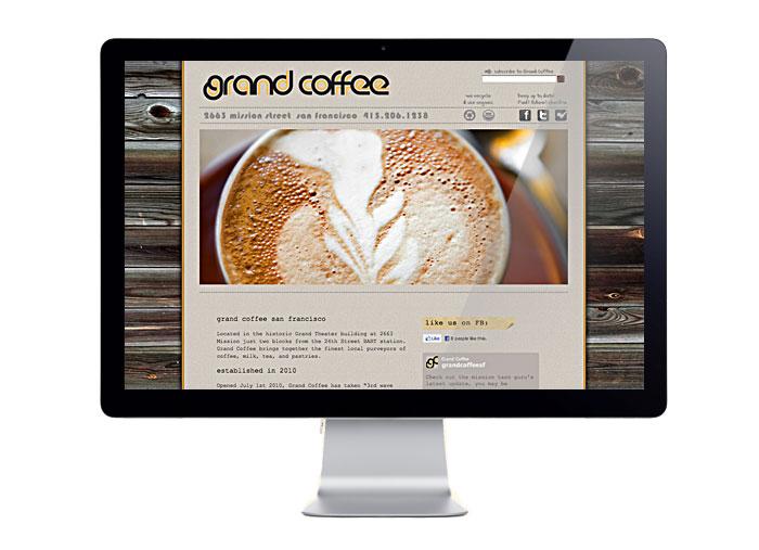 Photo: Grand Coffee SF