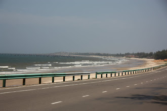 Photo: Year 2 Day 21  -   A View of Mui Ne and the Coastline Leading to This Destination
