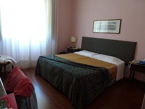Photo: Simple but neat room in Lucca