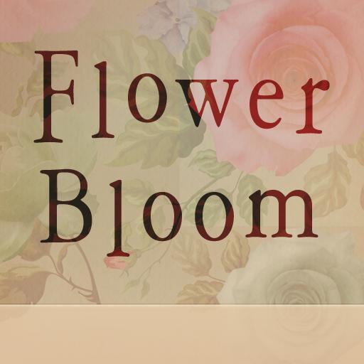 花が咲く アトム テーマ 個人化 App LOGO-硬是要APP