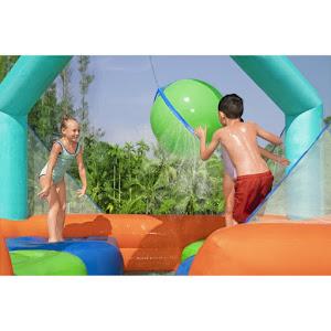 Centru de joaca gonflabil 4.5 x 2.68 M, Bestway H2OGO Water Park