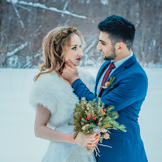 Wedding photographer Ekaterina Burdyga (burdygakat). Photo of 13.01.2016