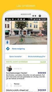 Eniro - Sök företag & personer screenshot 02