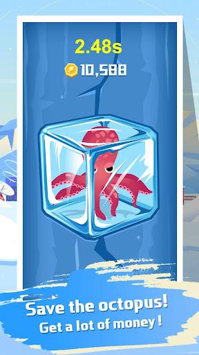 Penguin Travel: Slide! mod apk 1.0 screenshots 2