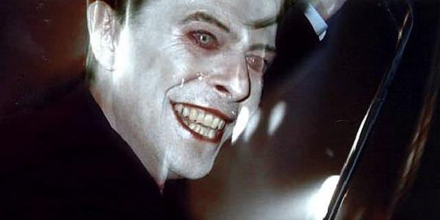 Joker Rolünün Kıyısından Dönen 10 Ünlü Aktör - David Bowie