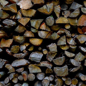 Functionstack by Michael Thorndike - Abstract Patterns ( patern, edit, photo, wood, amateur )