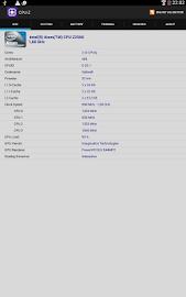 CPU-Z Screenshot 1