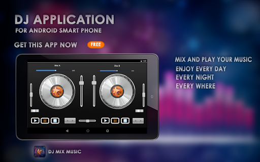 DJ Mix Music Free