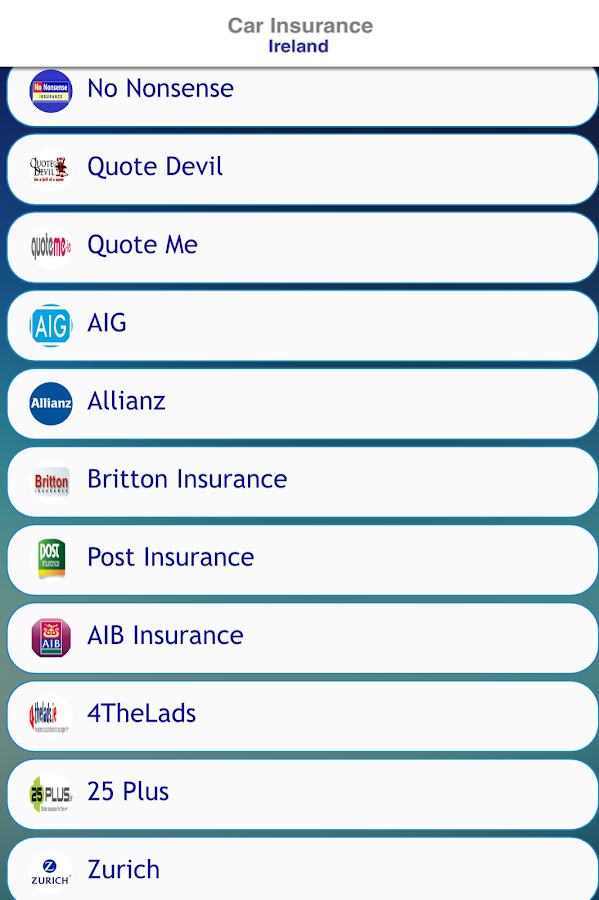 Aib Car Insurance Quote