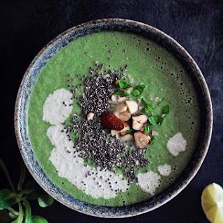 Broccoli Detox Soup.