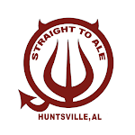 Logo of Straight To Ale Rocket City Red