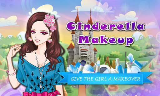 Purple Sky: Cinderella Makeup