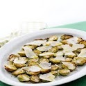 Oven roasted Brussels sprouts with parmesan cheese icon