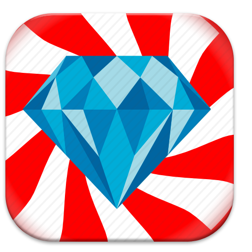 Diamond Dash Turbo 休閒 App LOGO-APP試玩