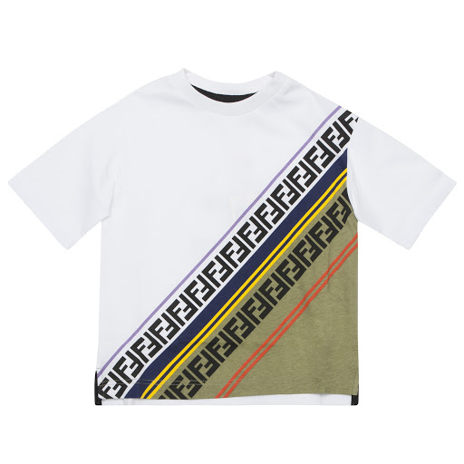 Primary image of Fendi 'FF' Logo T-shirt