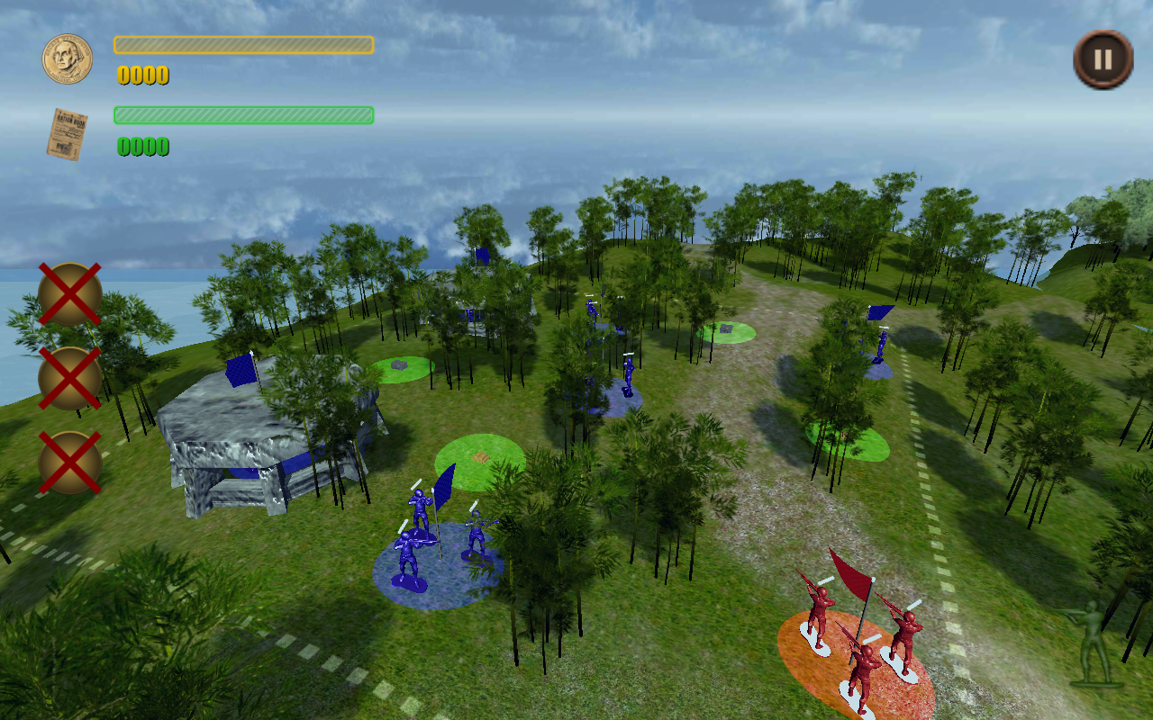 Toy Soldiers: V2 - screenshot