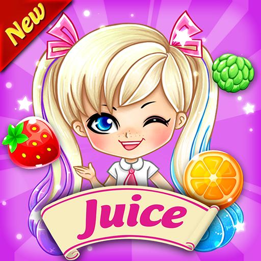 Juice Story : Swipe & Match Fruits