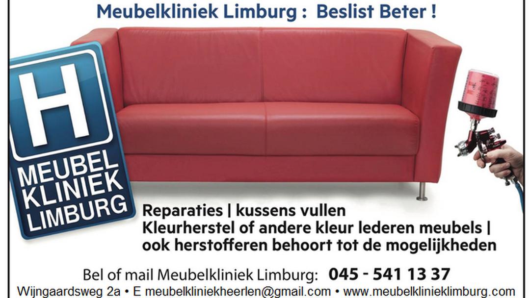 Leren Bank Katten.Meubel Kliniek Limburg Meubelreparateur In Heerlen