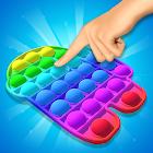 Fidget Pop Toys - anti-stress & relaxing game