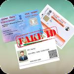 Fake ID Card Generator Icon