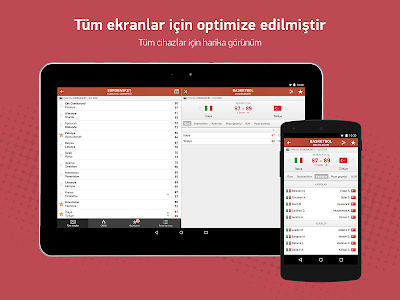 FlashScore Türkiye screenshot 10