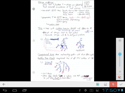 CatchUP - Lecture Notes Marker- screenshot thumbnail