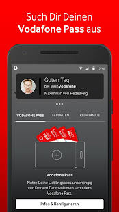 App MeinVodafone APK for Windows Phone