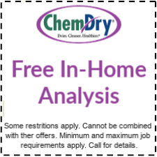 Free in-home analysis