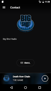 Big Shot Radio- screenshot thumbnail