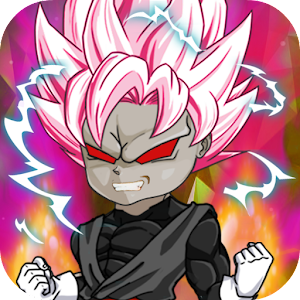 Super Saiyan Dress Up Game