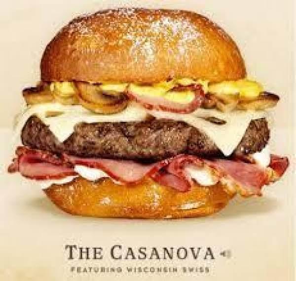 Casanova Burger Casserole? Recipe