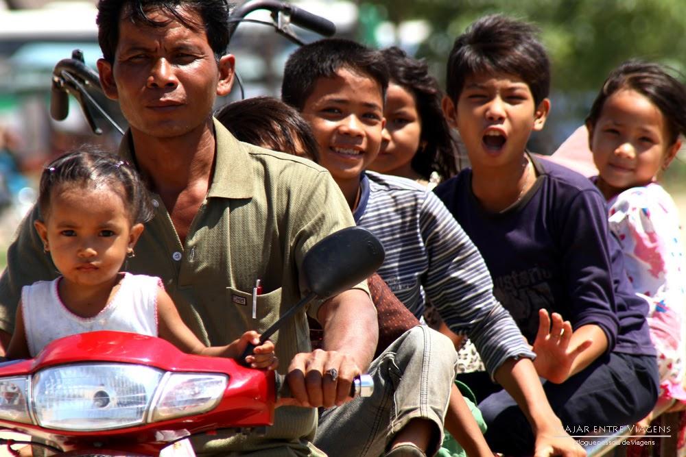 Viajar no Laos