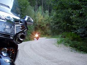 Photo: Sc Duh - leider eine andere Strecke