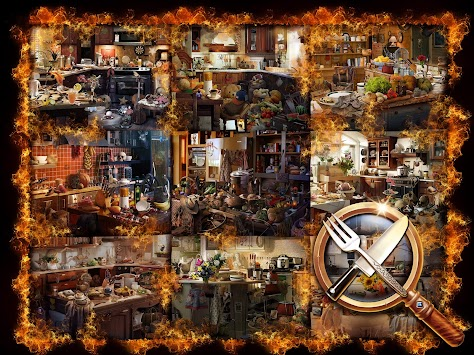 Hidden Objects Kitchen From Hell