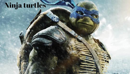 Ninja Turtles Wallpapers Screenshot Thumbnail