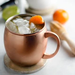 Clementine Moscow Mules.