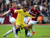 L'ancien joueur de Chelsea John Terry compare Eden Hazard avec Lionel Messi (FC Barcelone) et Cristiano Ronaldo (Juventus Turin)