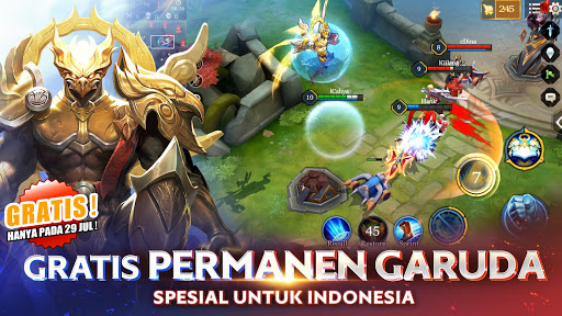 Garena AOV - Arena of Valor: Action MOBA  gameplay | by HackJr.Pw 4