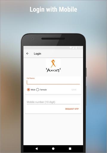 AXONWEB 1.4.1 screenshots 2