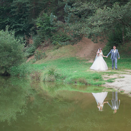 Wedding photographer Tetyana Grokhola (one-moment). Photo of 29.12.2017