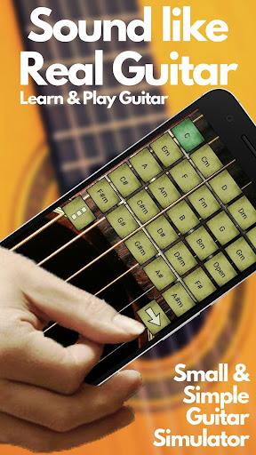 Real Guitar App - Acoustic Guitar Simulator 2.2.5 screenshots 1
